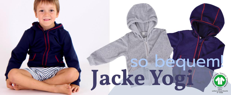 iobio Jacke Yogi so bequem