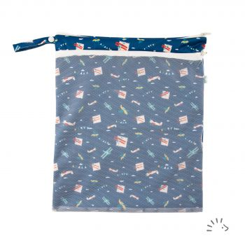 Windelsack mit Netztasche ´20