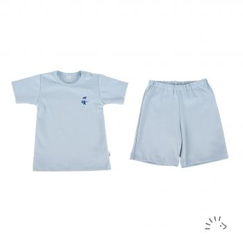 Pyjama 1/2 Arm Knaben