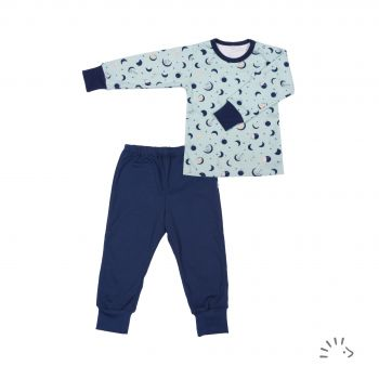 Pyjama 1/1 Arm Knaben