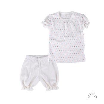 Pyjama 1/2 Arm Mädchen