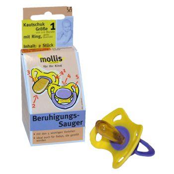 mollis Schnuller Gr. 1