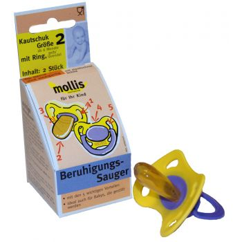 mollis Schnuller Gr. 2