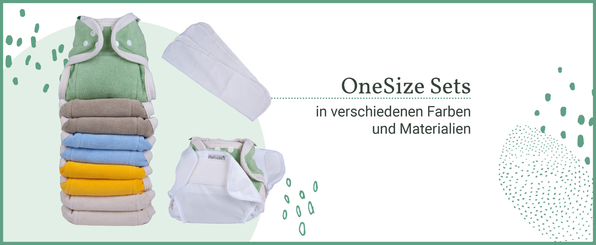 popolini OneSize sets