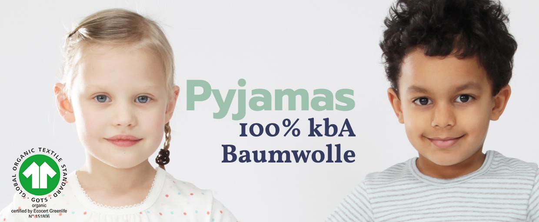 iobio Pyjama Baumwolle