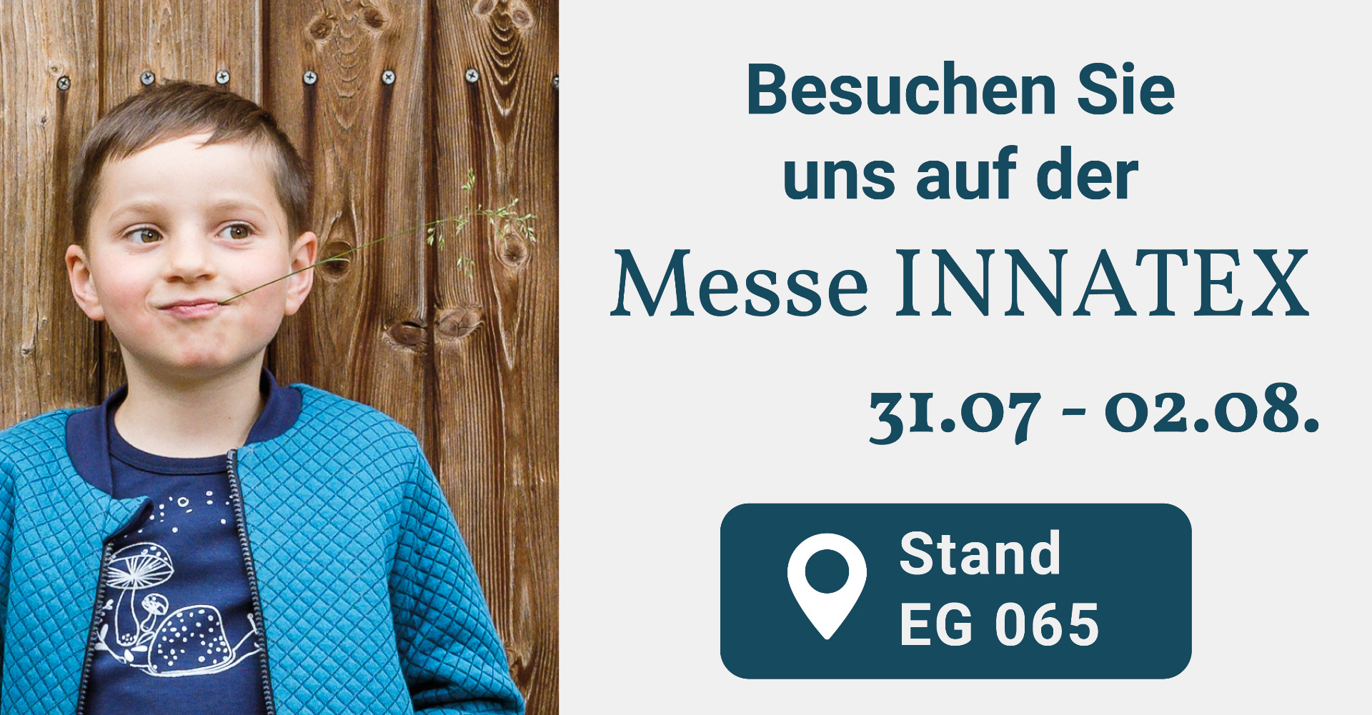 Innatex Messe