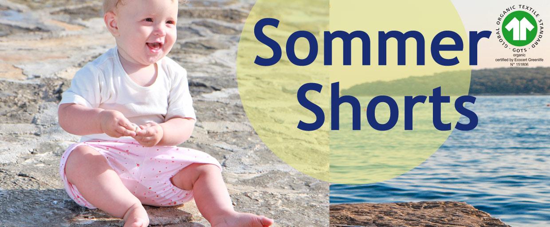 iobio Sommer Shorts
