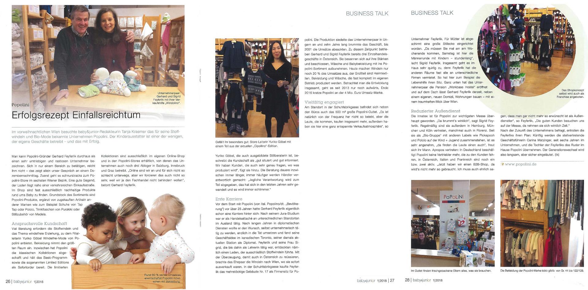 baby&junior Artikel